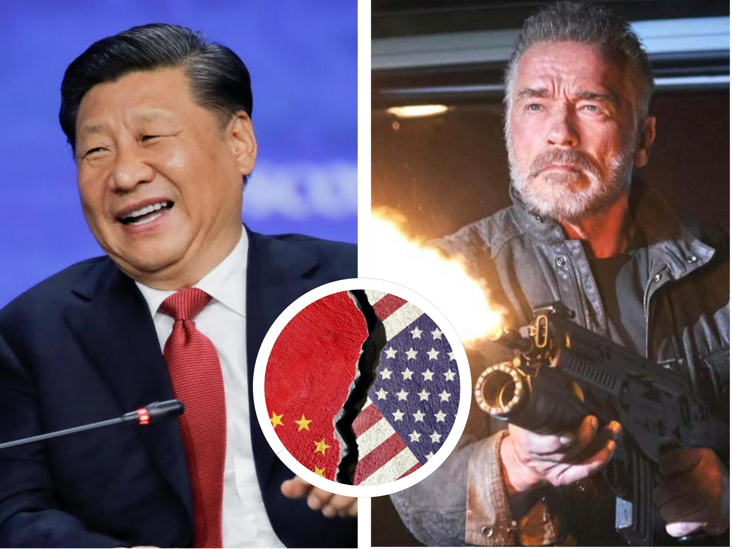 Exclusive first review - Terminator: Dark Fate. Five stars ***** A brief essay of honourable reportage by President Xi Jinping of the People's Republic of China