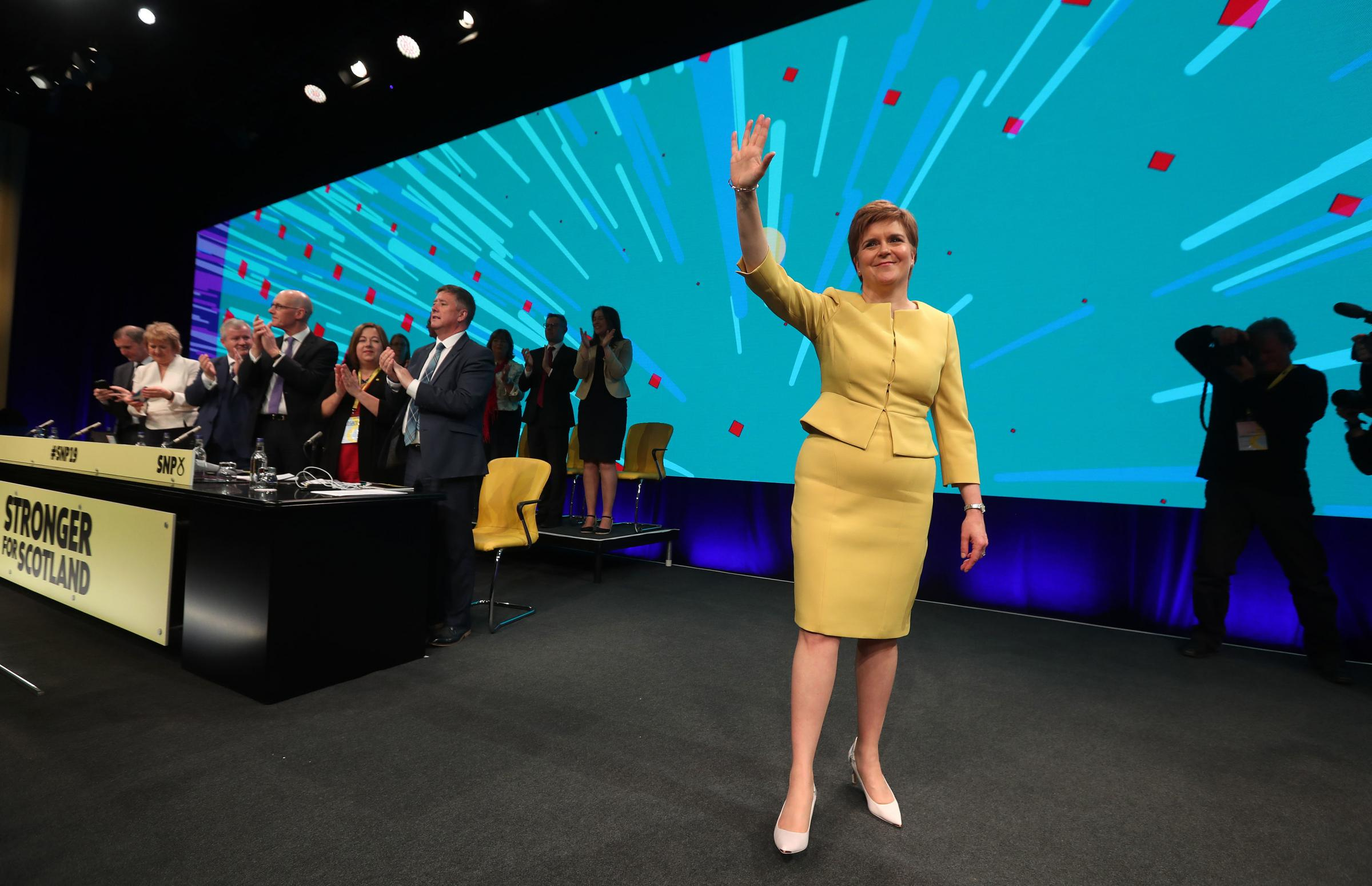 Nicola Sturgeon to seek power for second independence referendum 'within weeks'