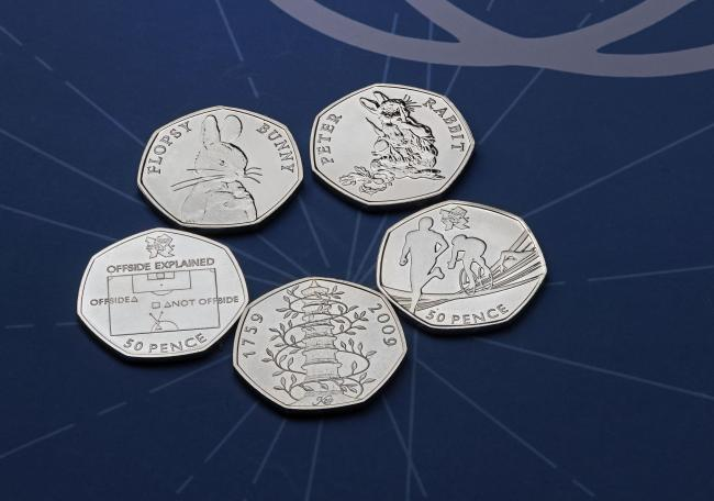 Issue of the Day: The 50p turns 50