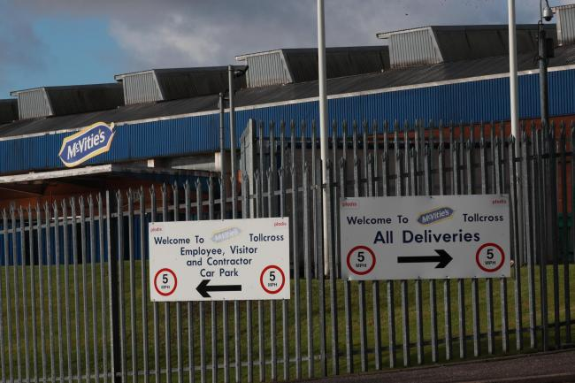 Biscuit warehouse worker who broken ankle changing radio wins pay out for unfair dismissal