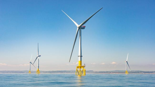 Scientists develop robot inspectors for offshore wind farms