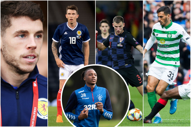 Celtic and Rangers player watch: Old Firm stars come through international duty unscathed