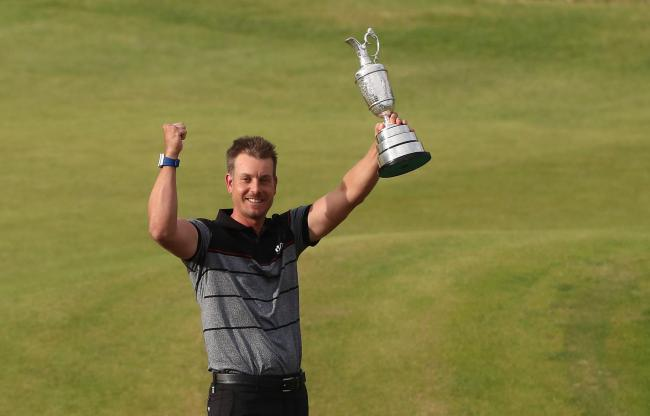 Henrik Stenson, former Open champion, is hosting the new tournament with Annika Sorenstam. Photo: Peter Byrne/PA Wire