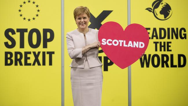 Independent Scotland could be an investment magnet, Nicola Sturgeon to say