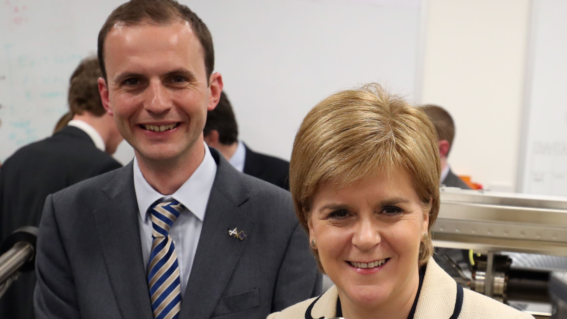An independent Scotland would 'act as a bridge between Brussels and London'