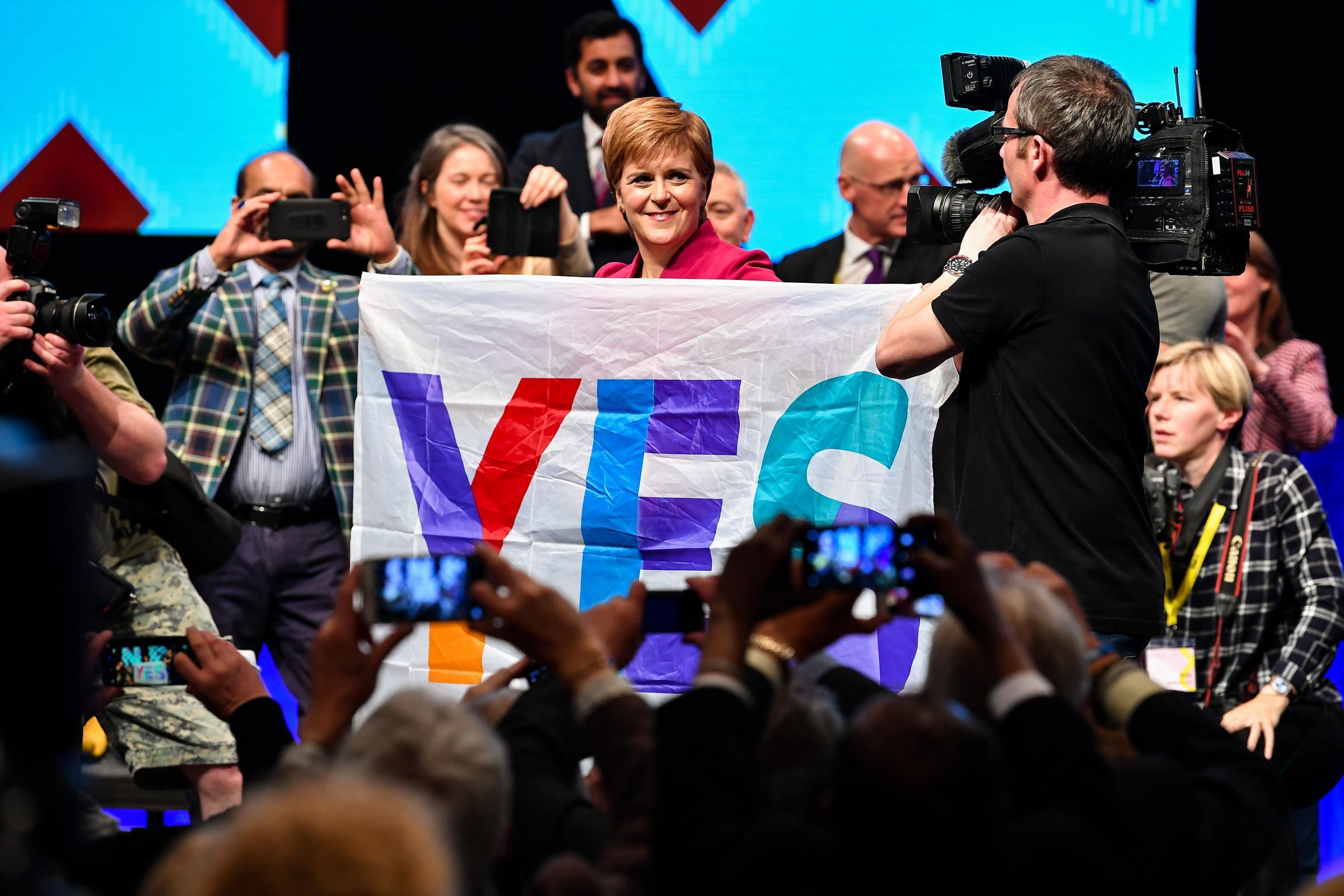 Opinion Matrix: How can Nicola Sturgeon get indyref2 next year?