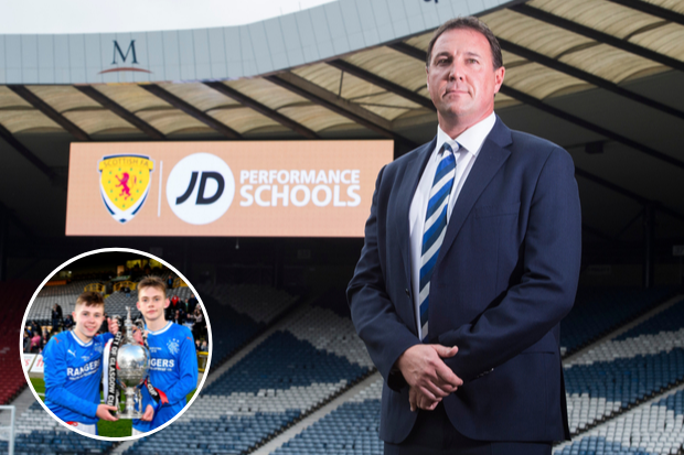 SFA performance director Malky Mackay tips Rangers starlet Kai Kennedy for the top