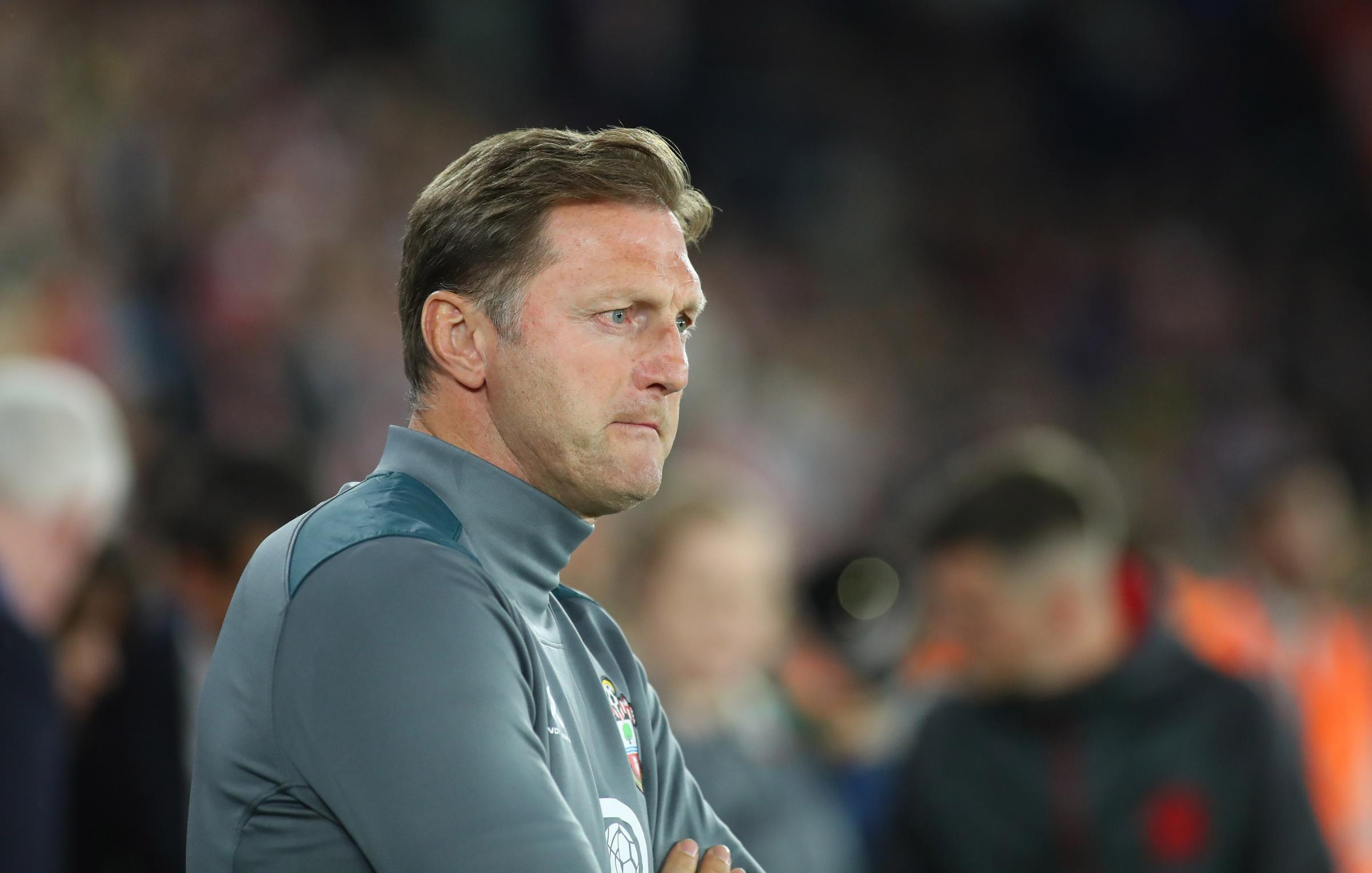 Southampton manager admits departure of Ross Wilson to Rangers is a