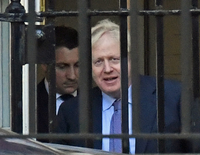 Boris Johnson urges MPs to back 'great new deal' on Brexit but Commons arithmetic still against it