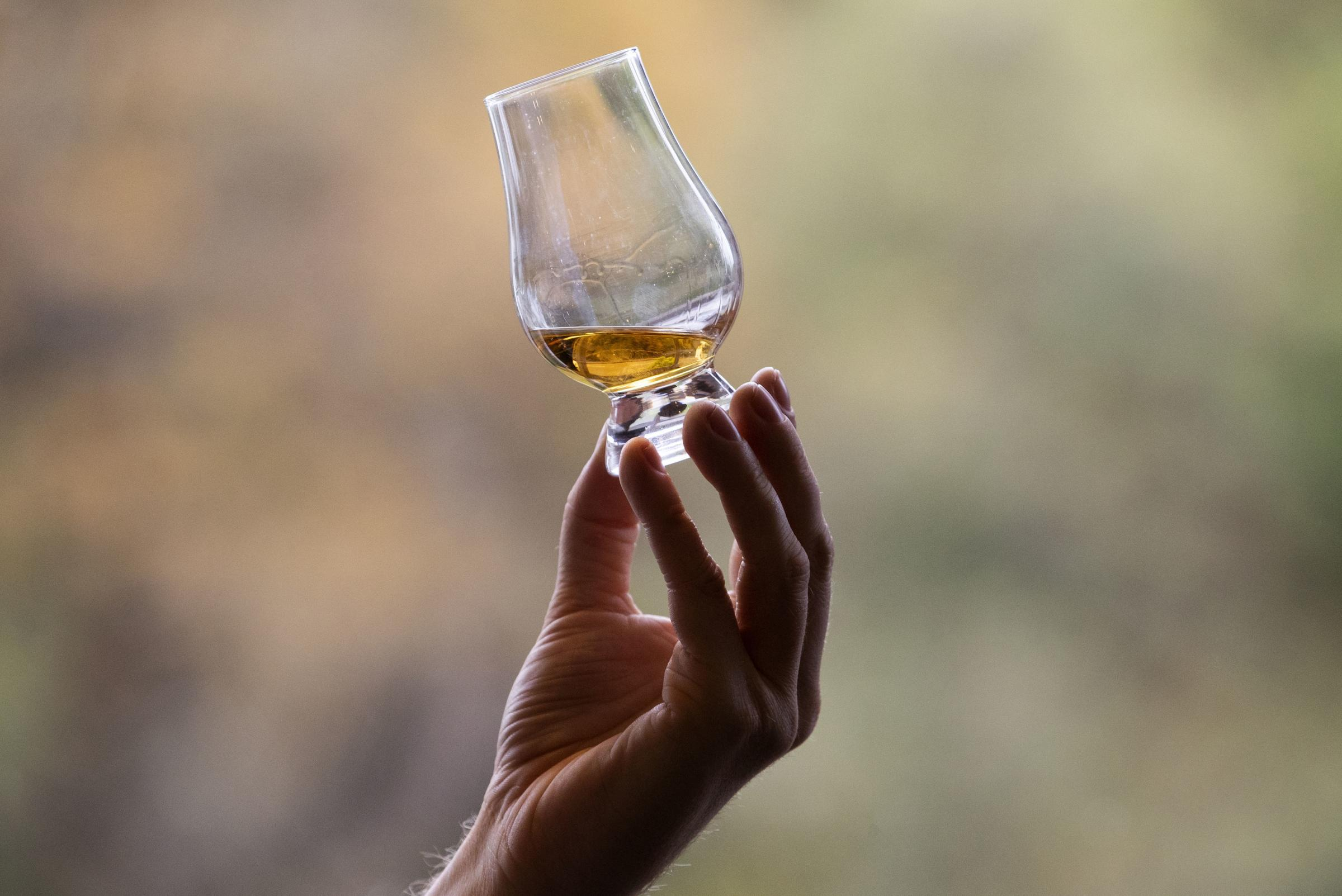 The battle to save Scotland's peaty whisky in era of climate change