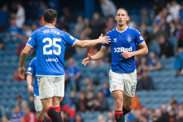 Rangers' Nikola Katic signs new four-year deal at Ibrox