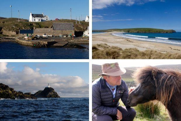 Paul Murton picks his favourite Shetland gems