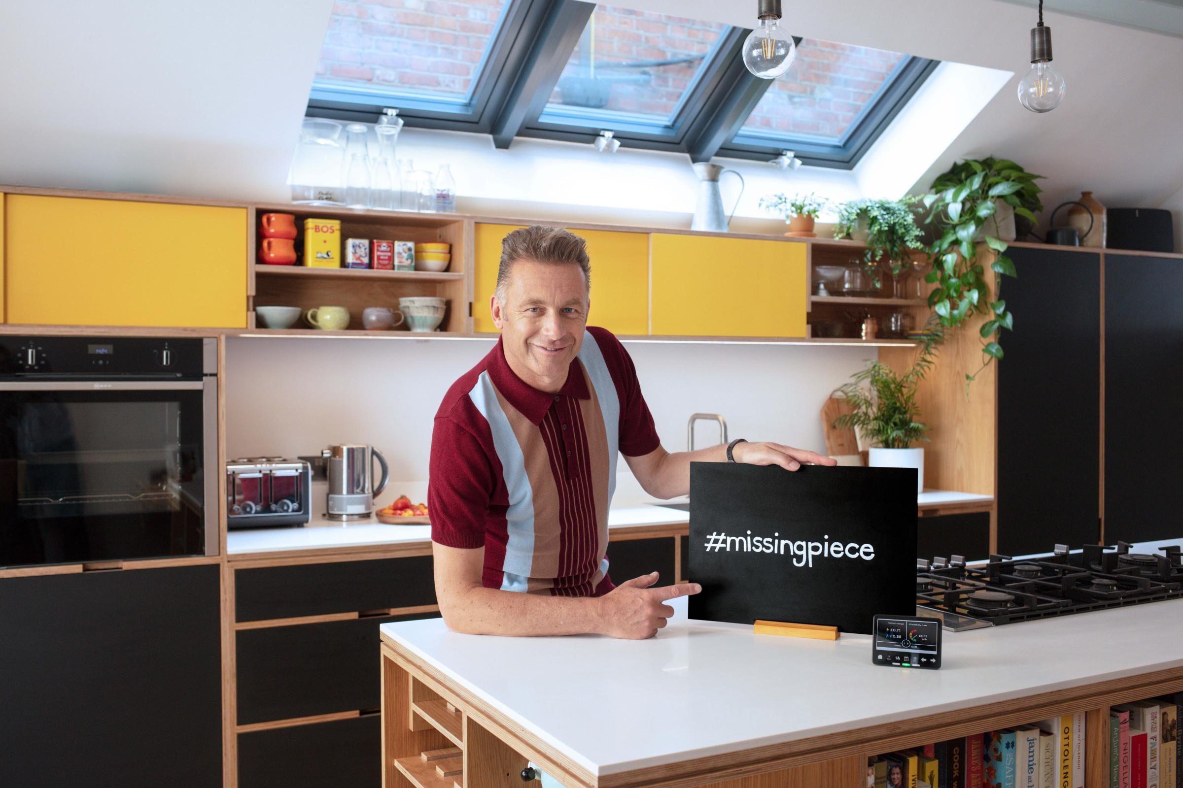 Chris Packham praises Scots innovations in climate fight