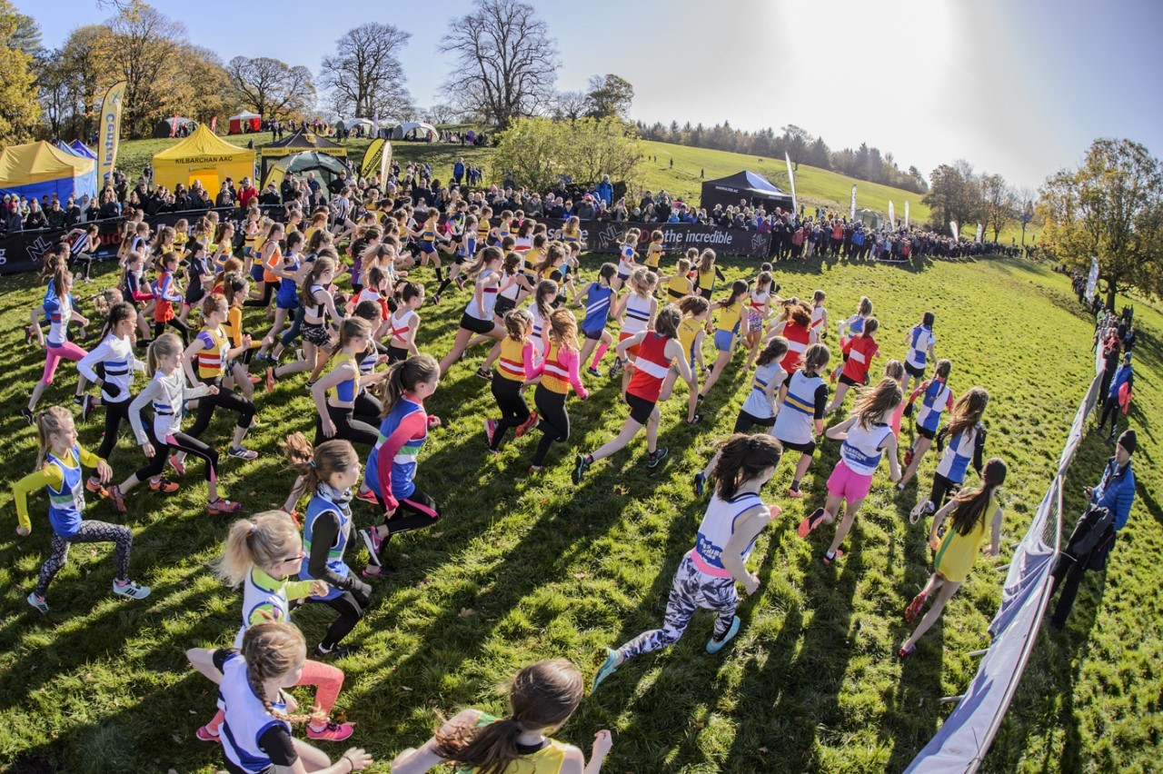 Cross-Country relays boast huge entry for 2019