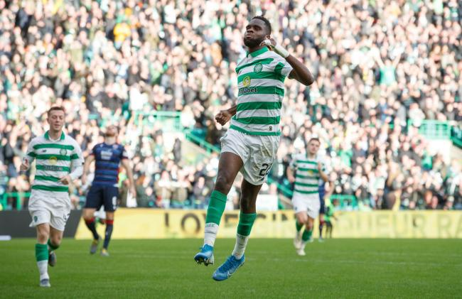 Odsonne Edouard got another two goals as Celtic hit Ross County for six.