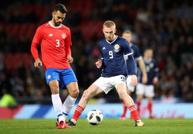 Scotland striker Oli McBurnie charged with drink driving in Leeds