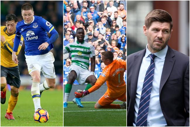 Bulletin: James McCarthy wants to play for Celtic in Old Firm clash | Edouard can be 'next Lukaku' | Gerrard blasts Rangers' mentality