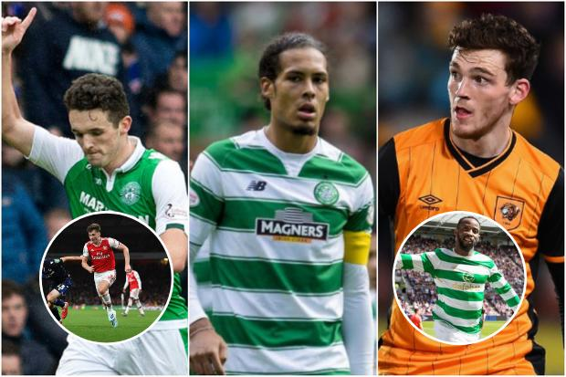 Scottish clubs must start demanding bigger fees for their prized assets - Dembele and Tierney could've gone for more