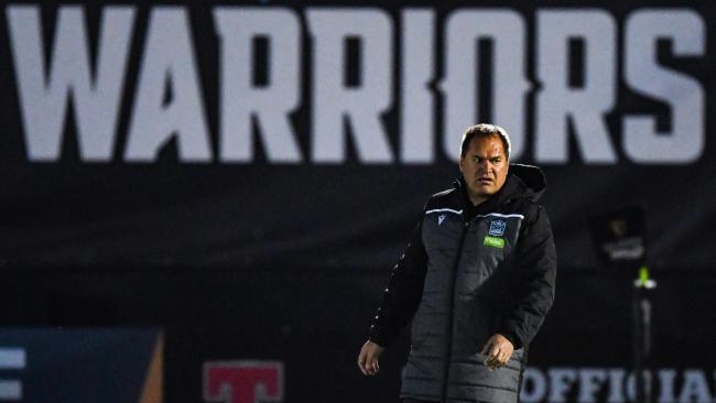 Glasgow Warriors head coach Dave Rennie is likely to see out his deal, which ends in June