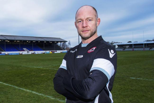 Edinburgh Rugby coach Duncan Hodge is delighted with his team's start to the season