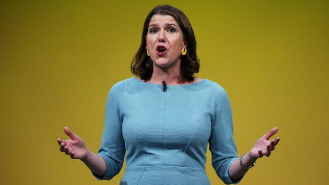 Lib Dems campaigning for Jo Swinson to be next PM, says Willie Rennie