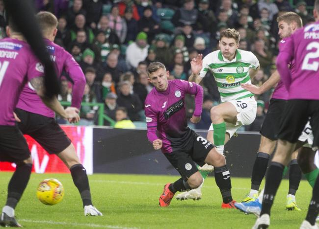 Watch: All goals and extended highlights from Celtic 2-0 St Mirren at Celtic Park
