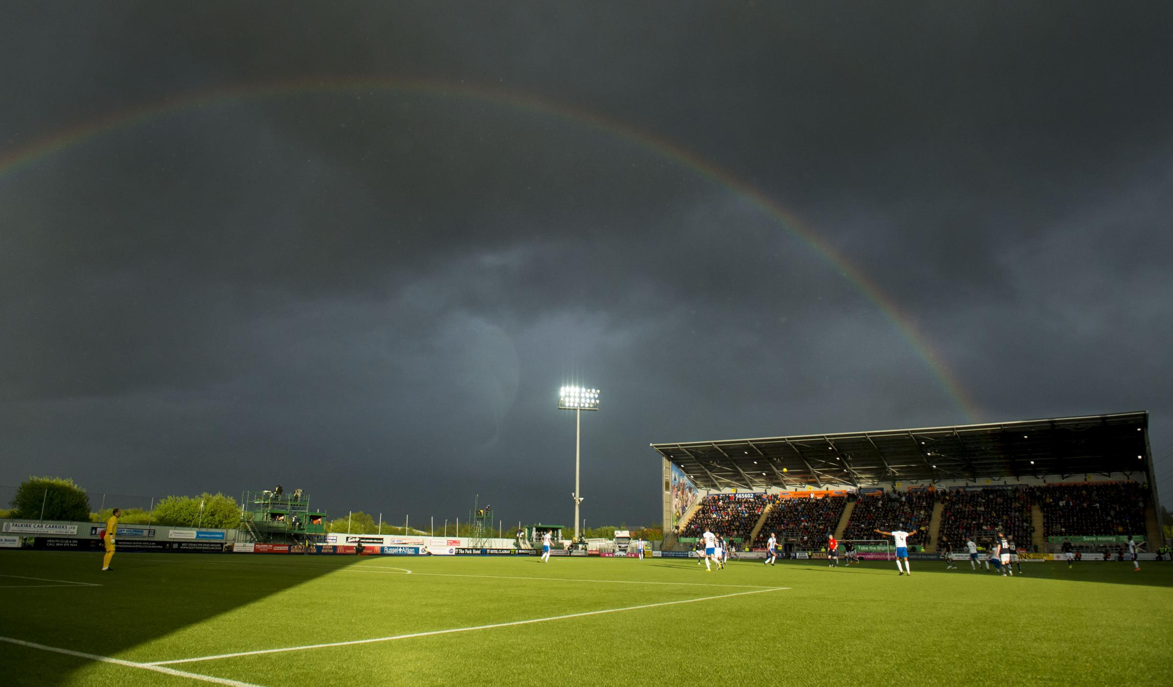 Mark Campbell's proposed takeover of Falkirk collapses