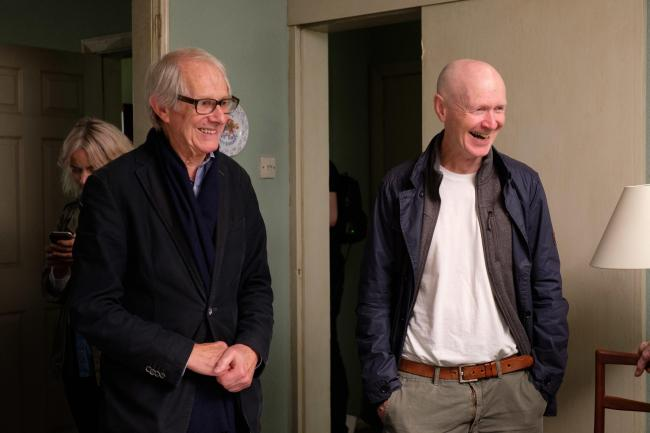 Sorry We Missed You, director Ken Loach and writer Paul Laverty