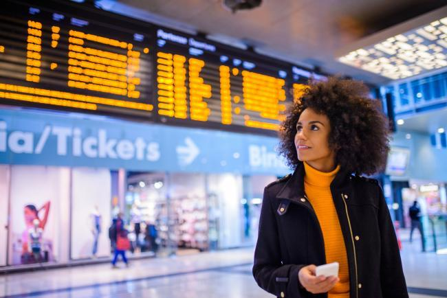 Online rail ticketing firm Trainline sinks to heavy loss