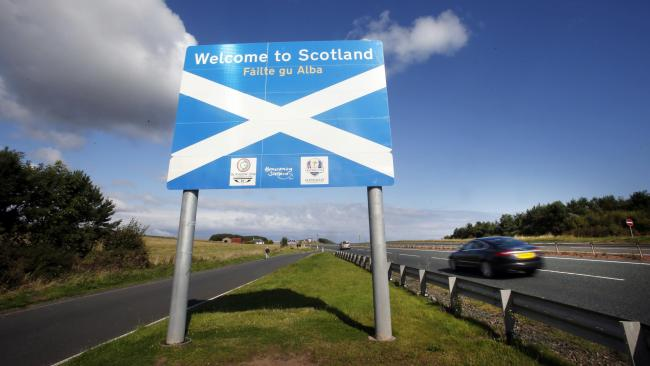 There are fears that people could travel to holiday homes in the Highlands if lockdown restrictions are eased in England