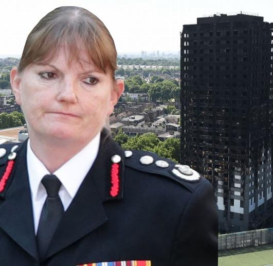 'Our response to another blaze like Grenfell would be different