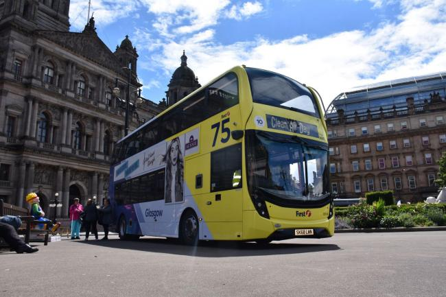 Andrew Jarvis : Something's in the air for the bus industry