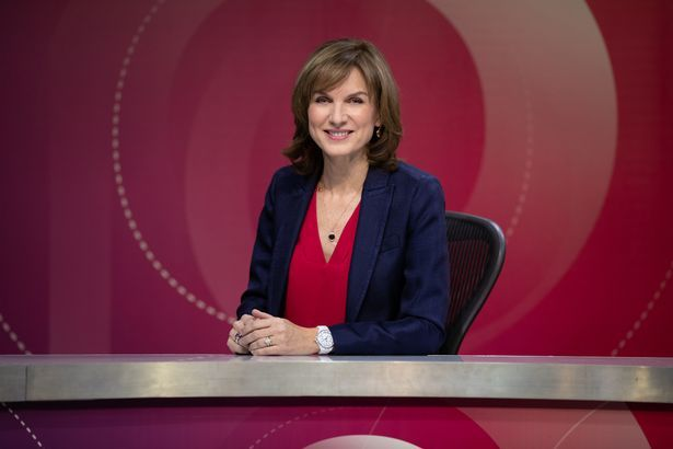 Who is on BBC Question Time tonight?