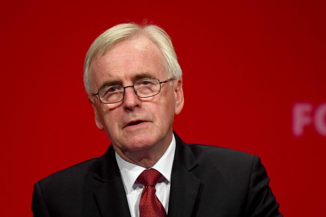 Anti-Semitism row: McDonnell insists Labour has done 'everything we can' to deal with racist allegations