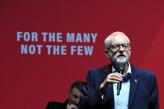 Another day another row: despite more political flak Corbyn insists 'I am loving this election campaign'