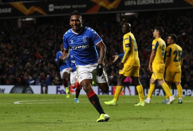Watch: Highlights from Rangers 2-0 victory over Porto