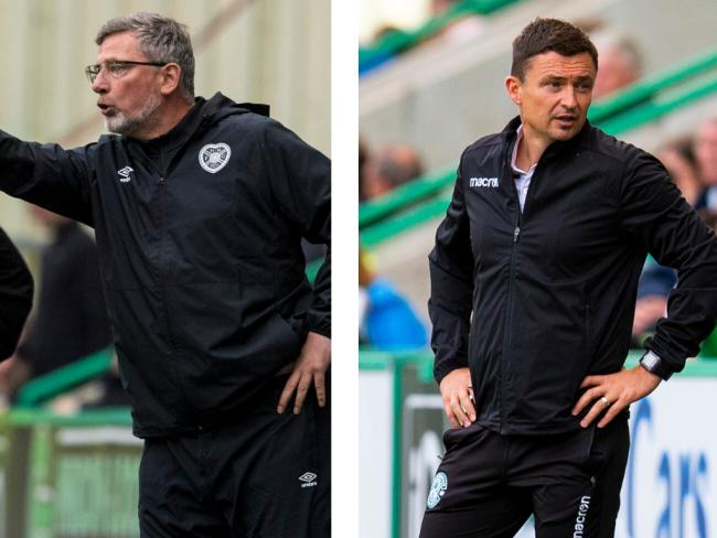 Craig Levein and Paul Heckingbottom were both sacked during the last week