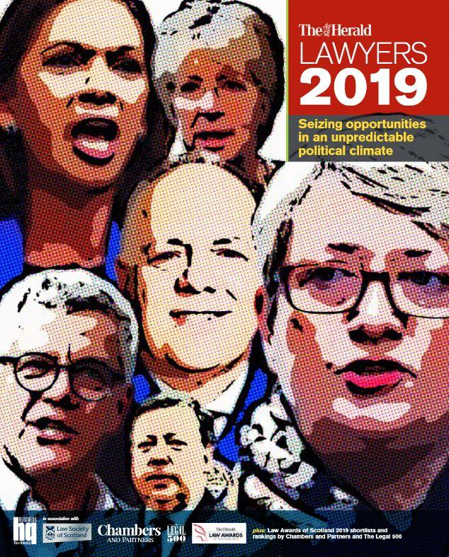 Read The Herald's 44-page  Lawyers 2019 supplement here.