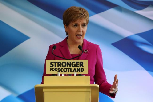 Cast-iron mandate? Sturgeon: Boris blockage is 'undemocratic, untenable and unsustainable position'