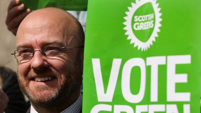 Parties should campaign on own merits – Scottish Greens co-leader