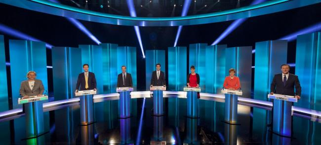 TV election debates: Swinson says BBC's decision 'another Establishment stitch-up'