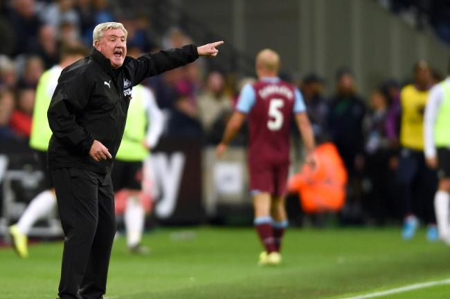 Newcastle head coach Steve Bruce will be relieved to get November out of the way