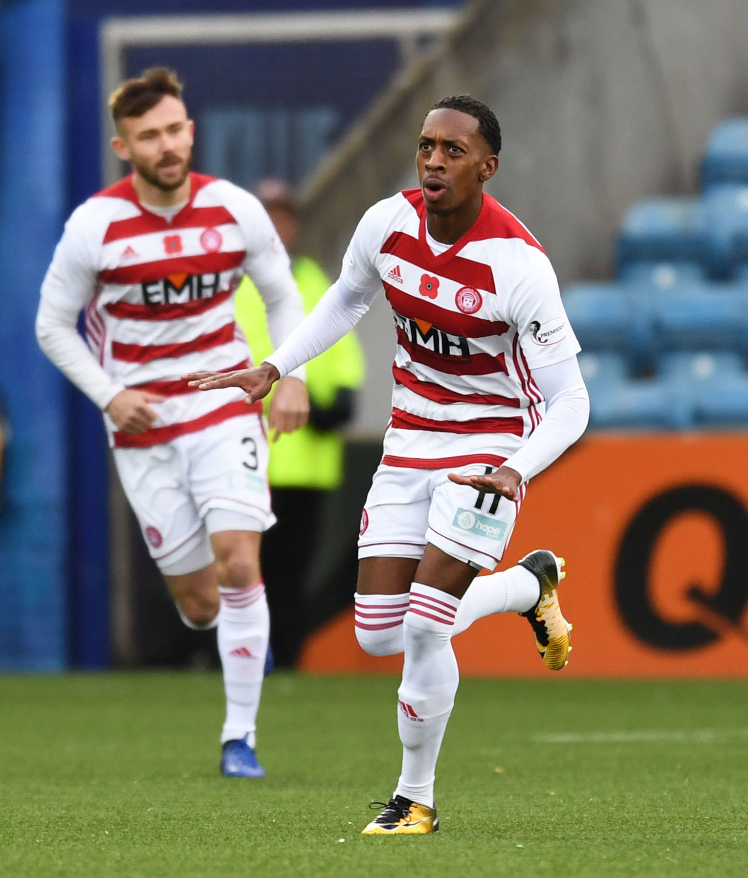 SPFL Premiership: Alessio angry, McInnes upbeat and May unfazed