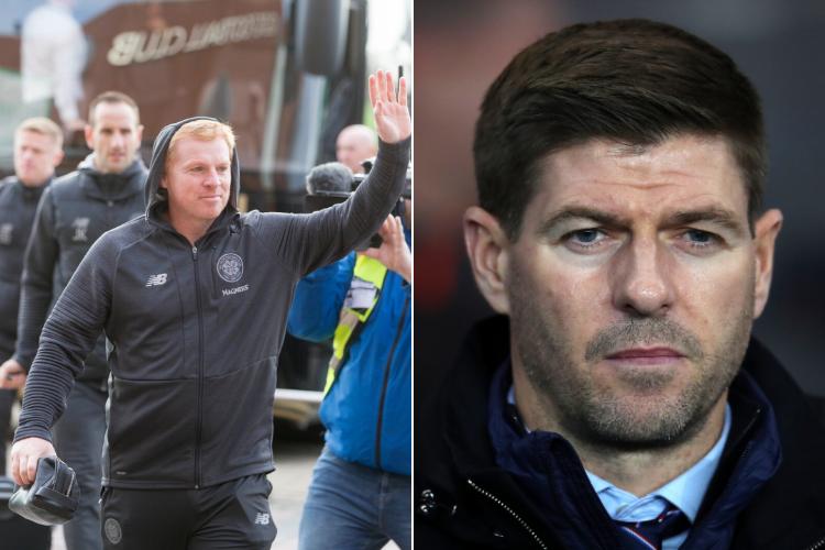 Celtic 1-0 Motherwell | Livingston 0-1 Rangers LIVE: Odsonne Edouard opens scoring for Hoops as Aribo nets for Gers
