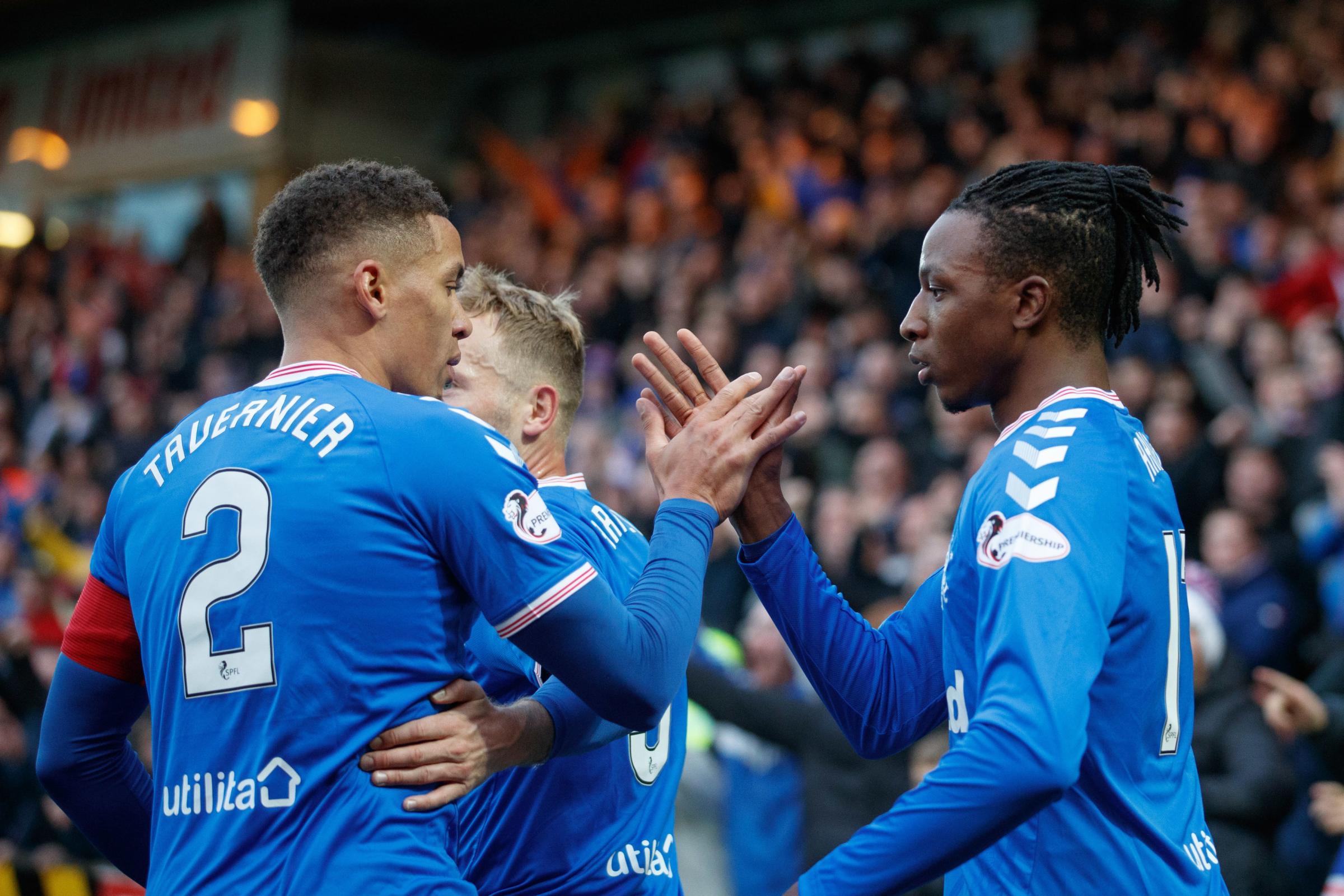 Ratings: How Rangers fared in 2-0 win over Livingston