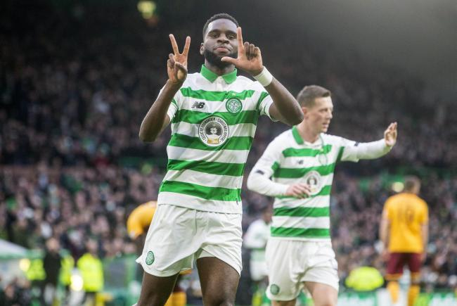 Odsonne Edouard will be catching the eye of clubs across Europe, according to former Celtic striker John Hartson