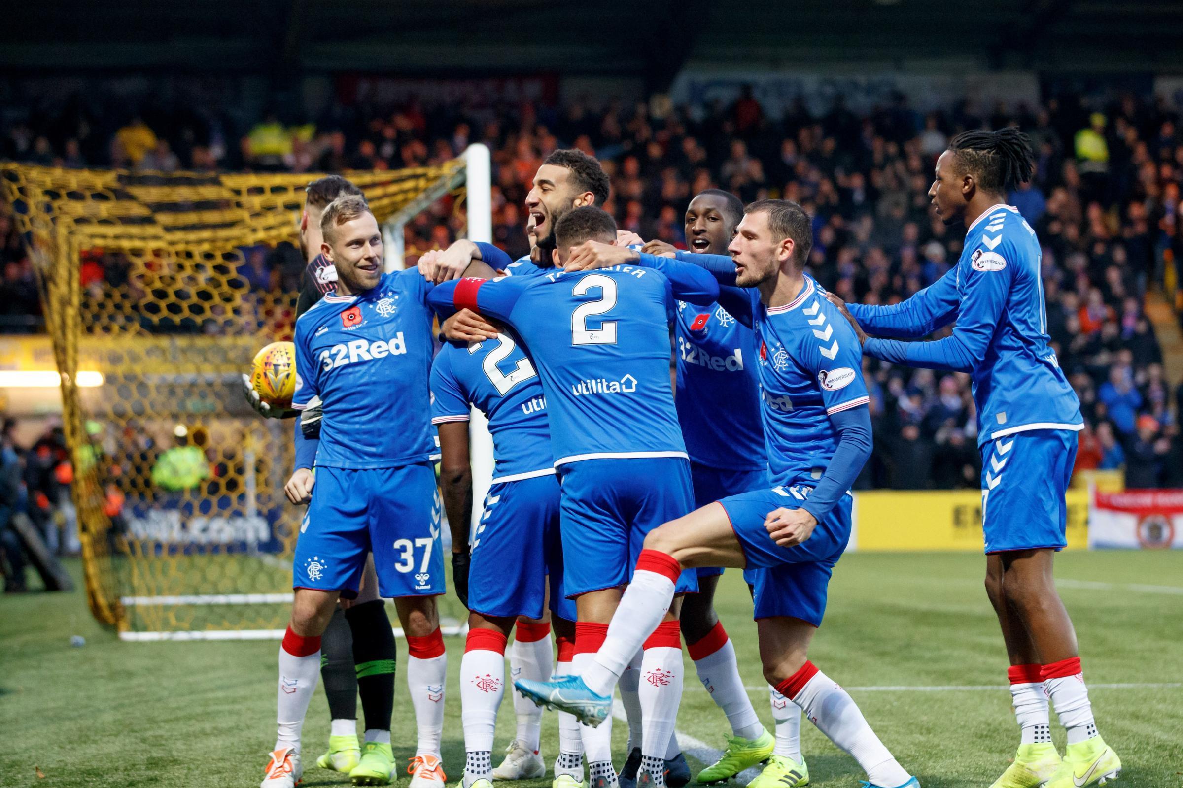 Livingston 0-2 Rangers: Five things we learned as Steven Gerrard's side clinch 2-0 Premiership win