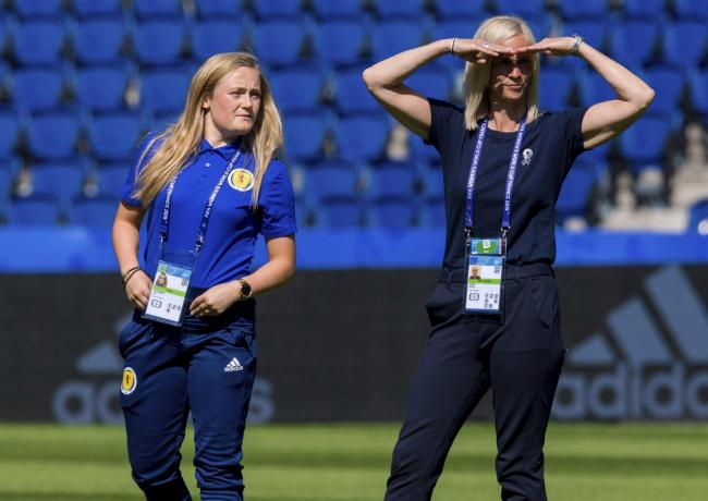 Shelley Kerr deserves crack at big job in men's game after Scotland World Cup heroics, says Cuthbert