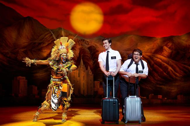 Broadway smash Book of Mormon set for run of shows in Edinburgh
