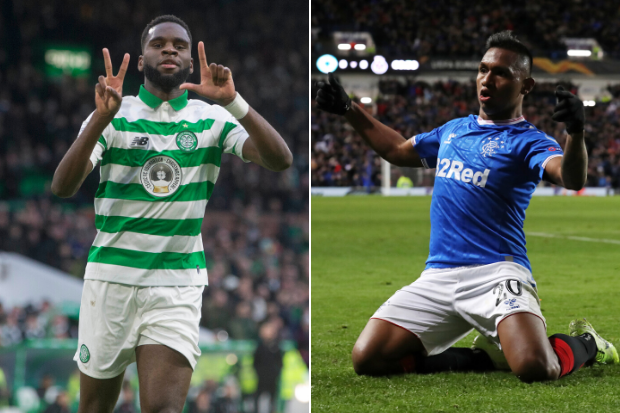 Football Manager 2020: Celtic's Odsonne Edouard vs Rangers' Alfredo Morelos | Which player is better?